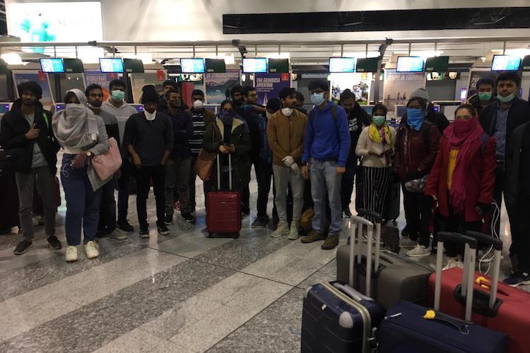 Flight with 44 Indians evacuated from coronavirus-hit Iran arrives in Mumbai
