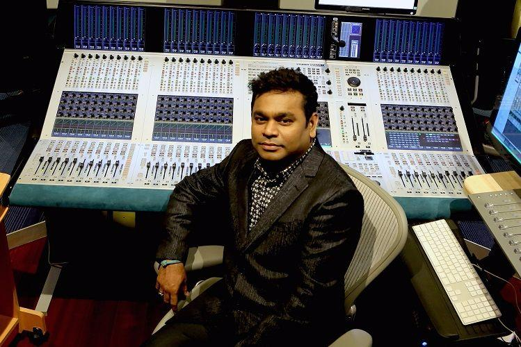 AR Rahman starts composing music for Chiranjeevis Sye Raa