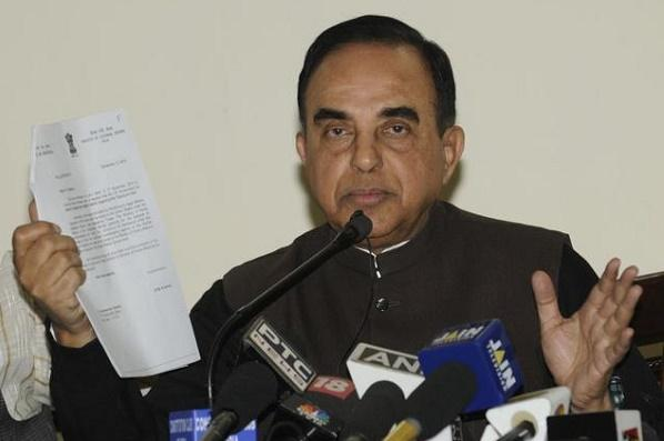 Swamy levels fresh allegations against Rajan urges PM Modi to sack him in national interest