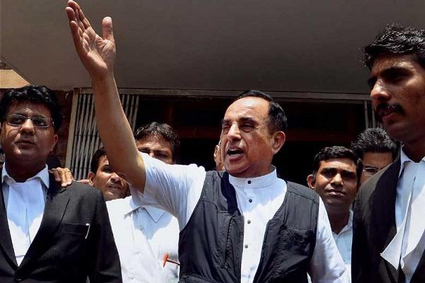 Relentless Swamy Says will suspend his demand for sacking Arvind Subramanian