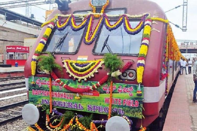 Bengaluru citizens group urges Railways to use idle resources to run local trains