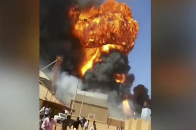 18 Indians out of 23 people killed in LPG tanker blast in Sudan