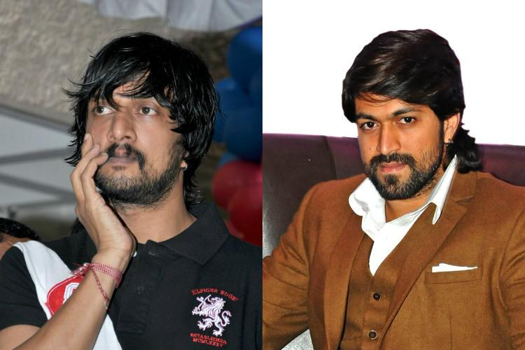 Actor Sudeep steps in to stop fan abuse against Yash, sets example