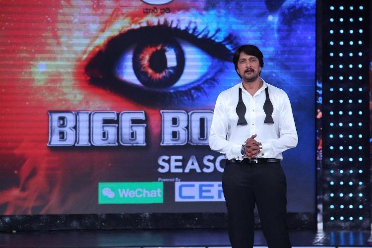 Sudeep launches Bigg Boss Kannada season 6 in style