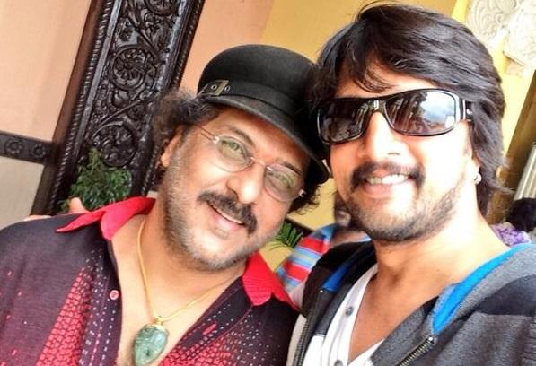 Sudeep and Ravichandran to team up for new film Hebbuli