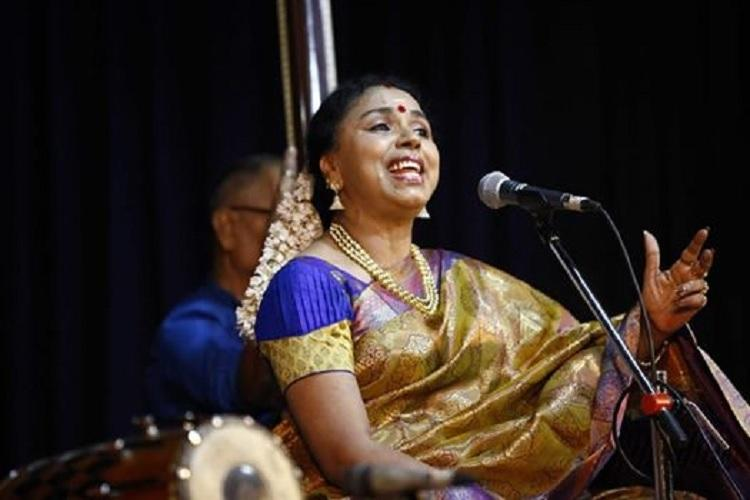 Carnatic singer Sudha Ragunathan faces bigotry as daughter set to marry foreigner