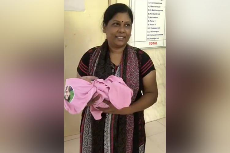 Chennai woman finds abandoned newborn in stormwater drain acts swiftly
