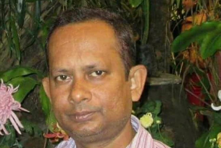 Journalist shot dead in Tripura