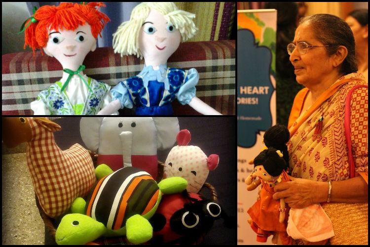 Meet the doll-maker who has made kids smile for over four decades