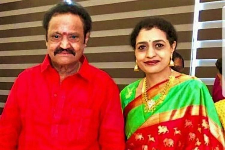 Nandamuri Suhasini Harikrishnas daughter gets TDP ticket from Kukatpally