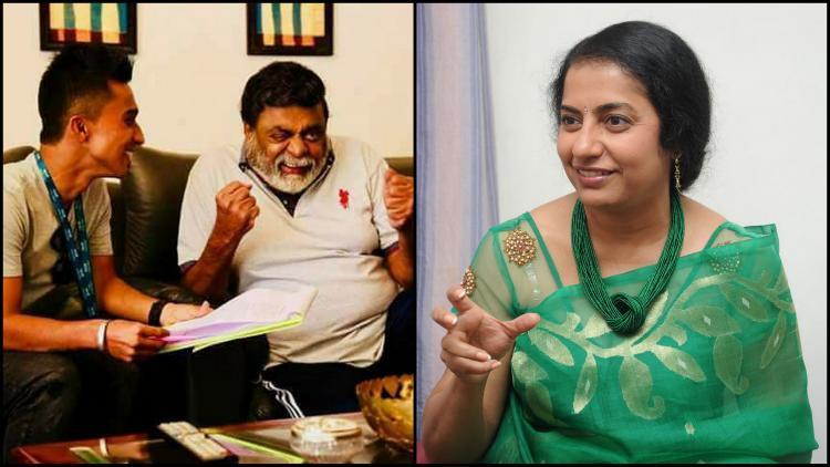Suhasini returns to Ambi Ning Vayassaytho cast