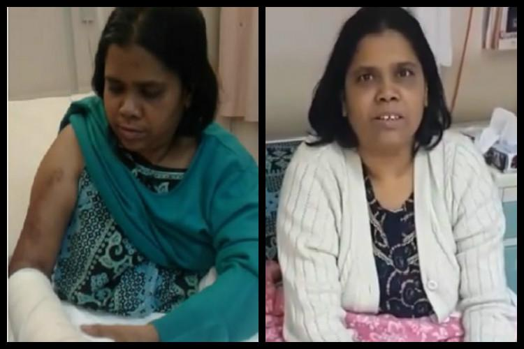 Stranded in Kuwait hospital facing theft charges Andhra woman just wants to return to her kids