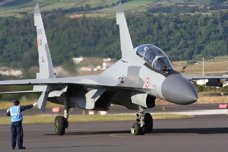Wreckage of missing Sukhoi-30 found no trace of pilots