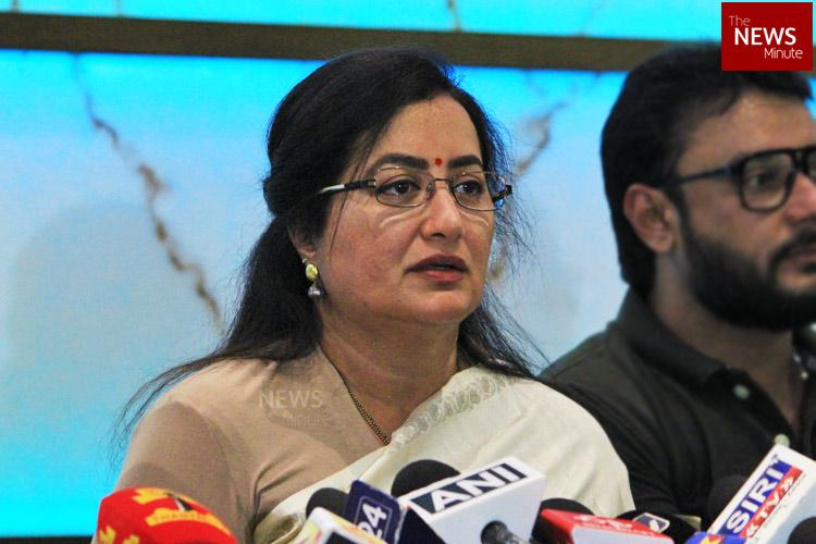 I have peoples support Sumalatha Ambareesh will contest as an independent