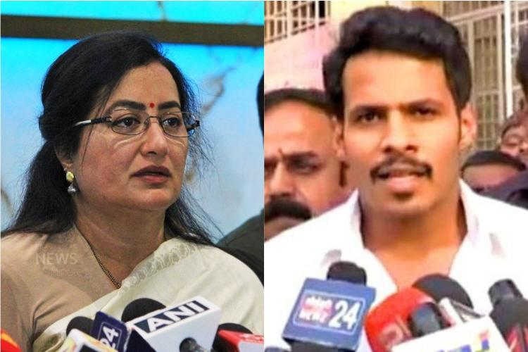Election Commission bans movies of Nikhil Gowda and Sumalatha on Doordarshan till polls