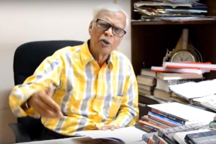 Noted Kannada poet Sumatheendra Nadig passes away