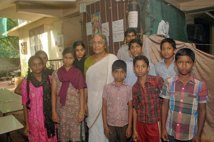 Kerala woman opened her home to 27 children but will soon be homeless with her kids