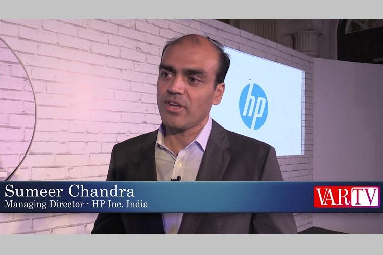 HP India to give education a big push in 2019 MD Sumeer Chandra
