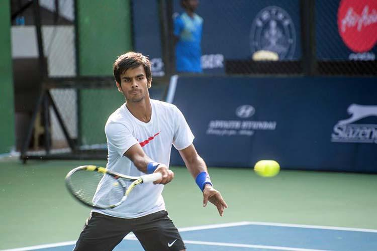 Indian tennis player Sumit Nagal to face off against Roger Federer in US Open