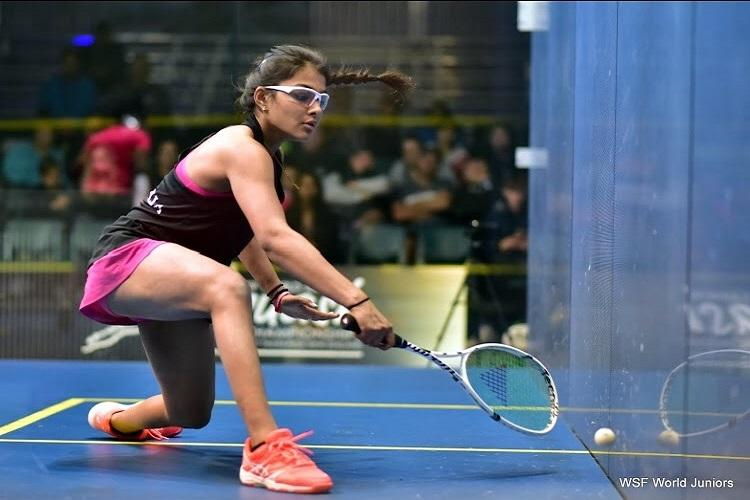 Want to break into top 60 of squash rankings Chennais Sunayna prepares for Asiad