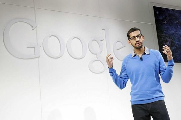 It is a moral imperative to get more women into tech Sundar Pichai