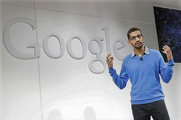 Google CEO Sundar Pichais big payday set to take home 380 million this week