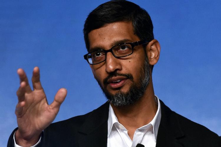Sundar Pichai apologises for sacking of Google AI researcher says will probe