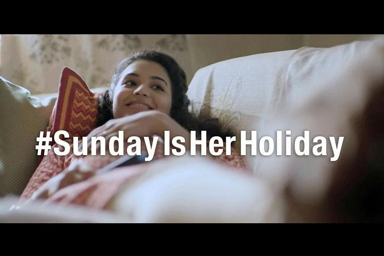 Colors TV wants men to give women Sundays off What about the rest of the goddamn week