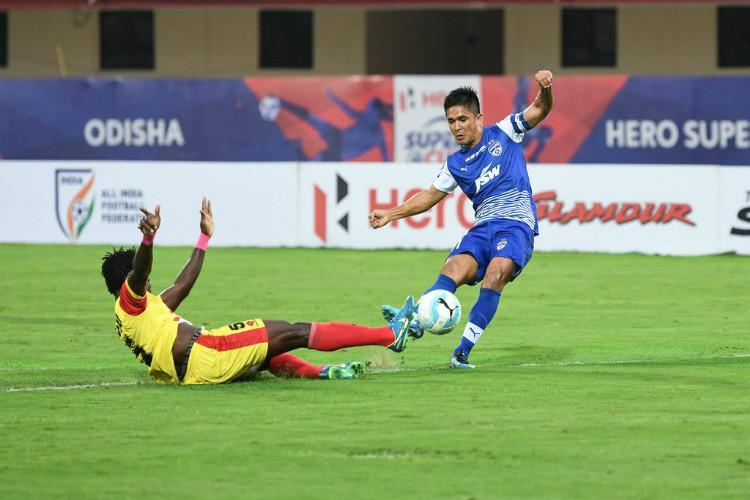 We will have to be at our best Chhetri says 2019 Asian Cup will be a stern test