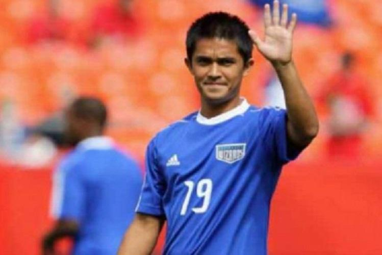Watch abuse criticise us but get involved Sunil Chettris passionate plea to fans