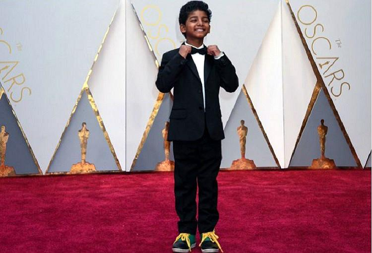 Photos and videos 8-year-old Lion actor Sunny Pawar won hearts at the Oscars and how