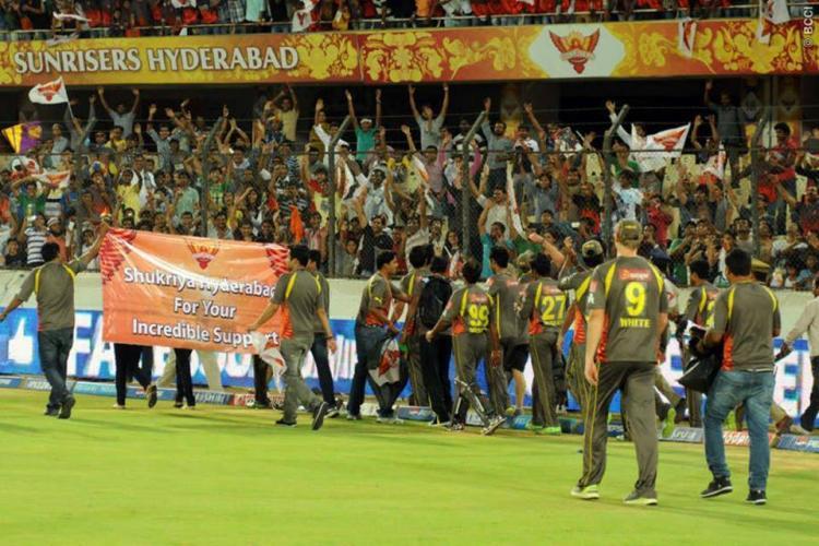 Hyd Sunrisers home ground Uppal served tax notice ahead of IPL season
