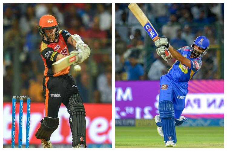 Match preview Sunrisers Hyderabad eyeing hattrick of wins against Rajasthan