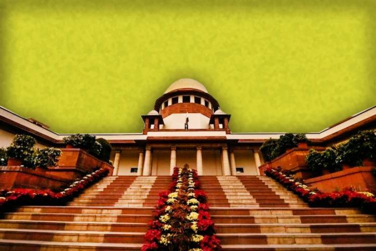 Supreme Court of India in Delhi