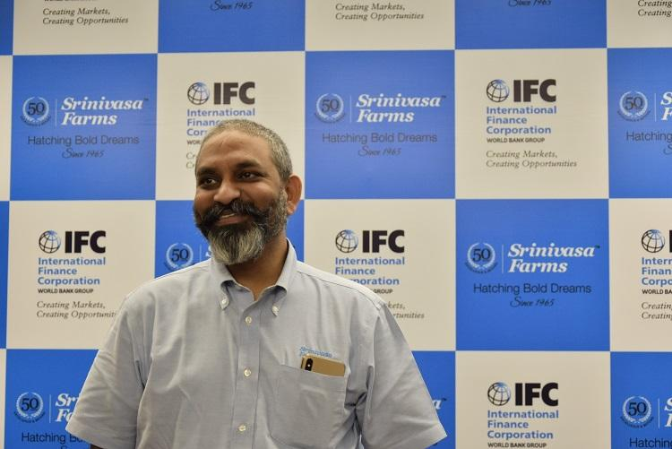 Hyd-based Srinivasa Farms receives 1875 million commitment from IFC