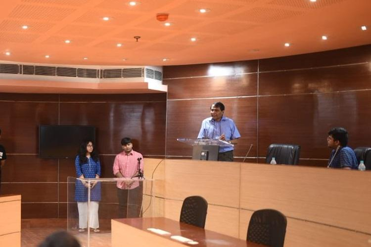 Entrepreneurship should drive economy in new India Industries Minister Suresh Prabhu