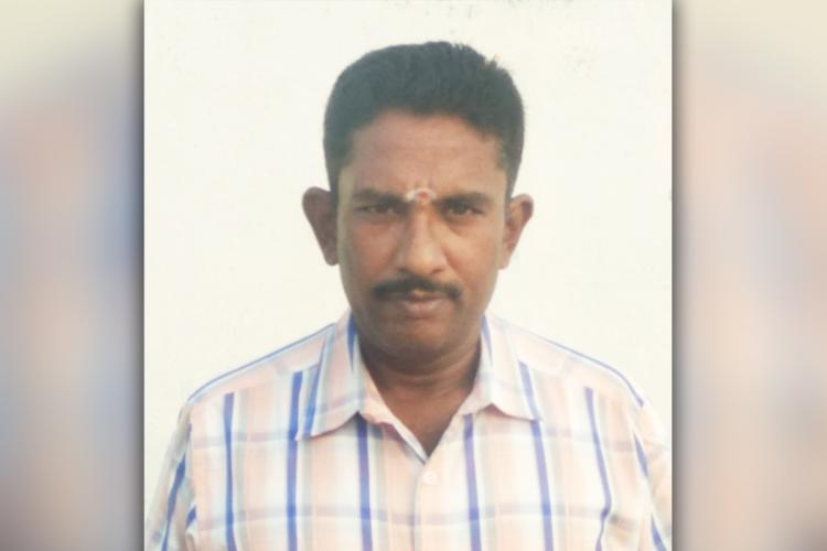 Suresh the Madurai loco pilot who was awarded Anna Gallantry award for averting train accident