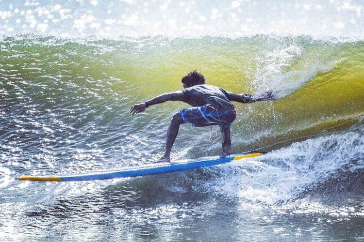 Blow to surfers Surfing ban in Mamallapuram 20 days ahead of Modi-Xi Jinping meet