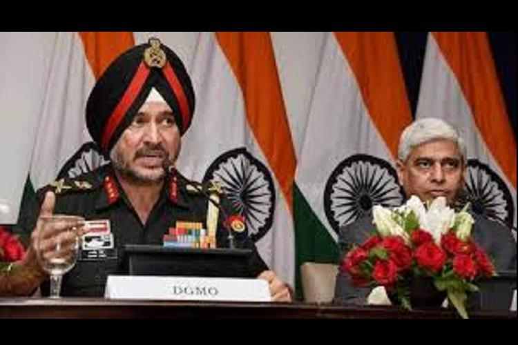 Surgical strikes happened in the past too Vice-Chief of Defence staff