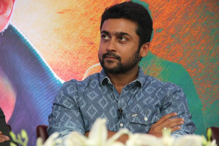 Suriyas project with Kabali director Pa Ranjith delayed