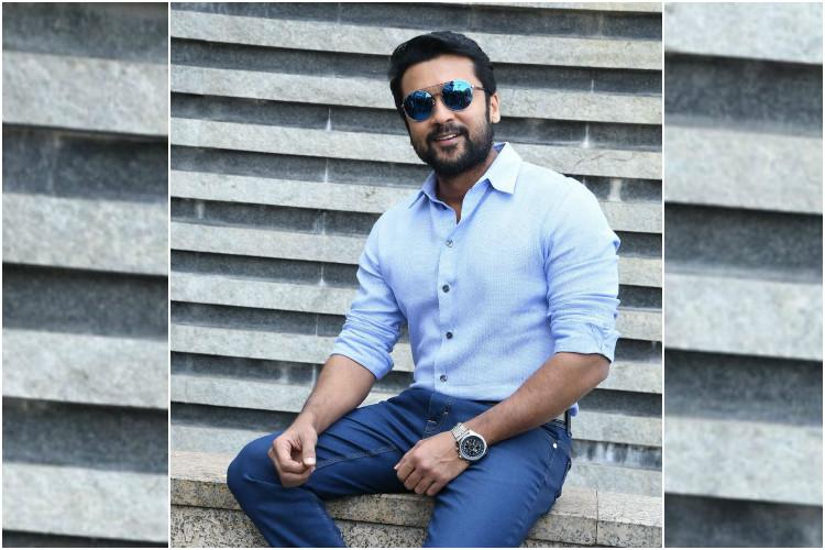 Suriyas next with Irudhi Suttru director Sudha to roll from September