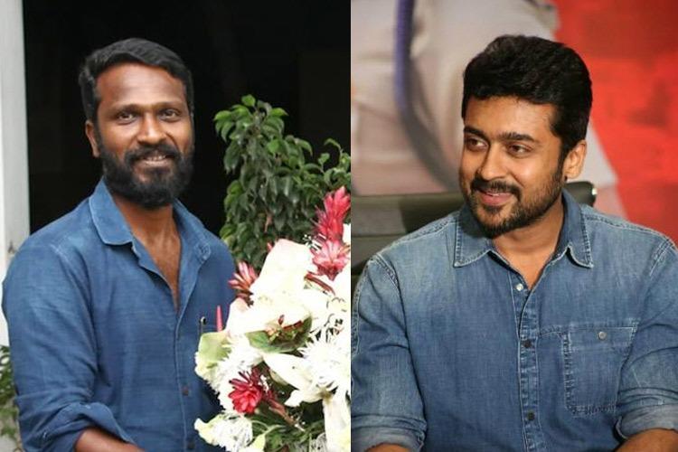 Suriya 40 After Asuran Vetrimaaran to direct Suriyas next