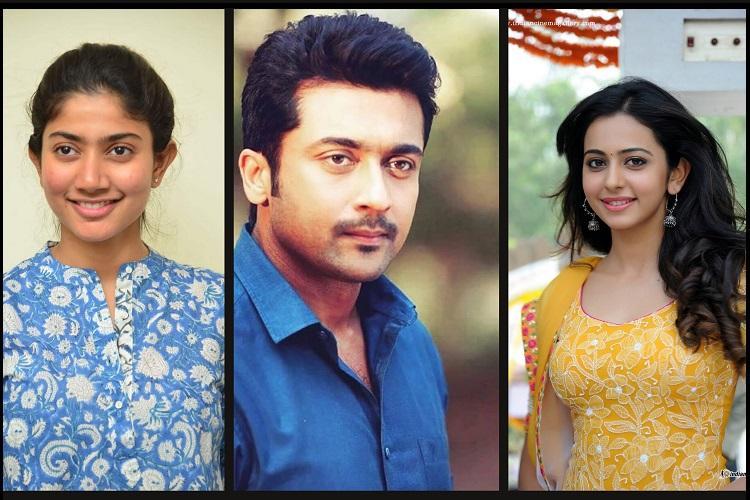 After Sai Pallavi Rakul Preet roped in for Suriyas upcoming film