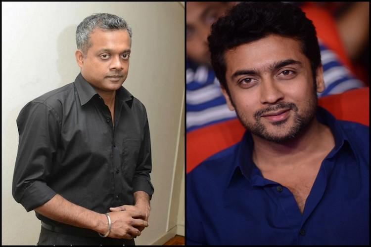 Gautham Menon hints at teaming up with Suriya again