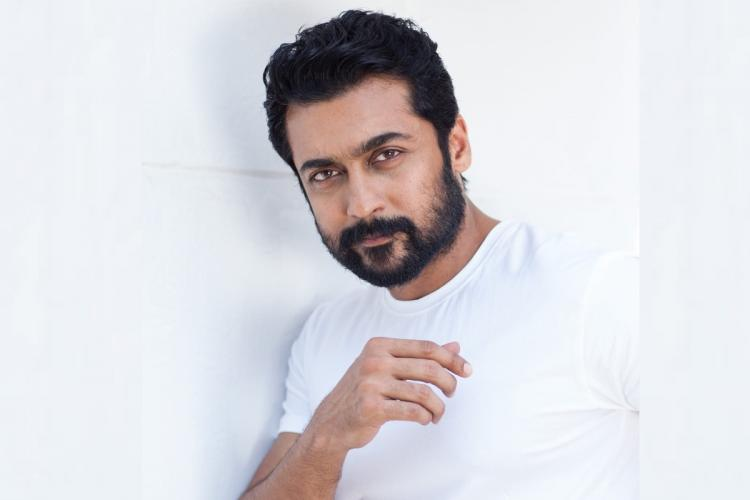 Entrance exams are manuneethi tests Actor Suriyas powerful statement against NEET
