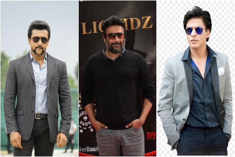 Suriya Shah Rukh Khan land cameos in Madhavans Rocketry The Nambi Effect