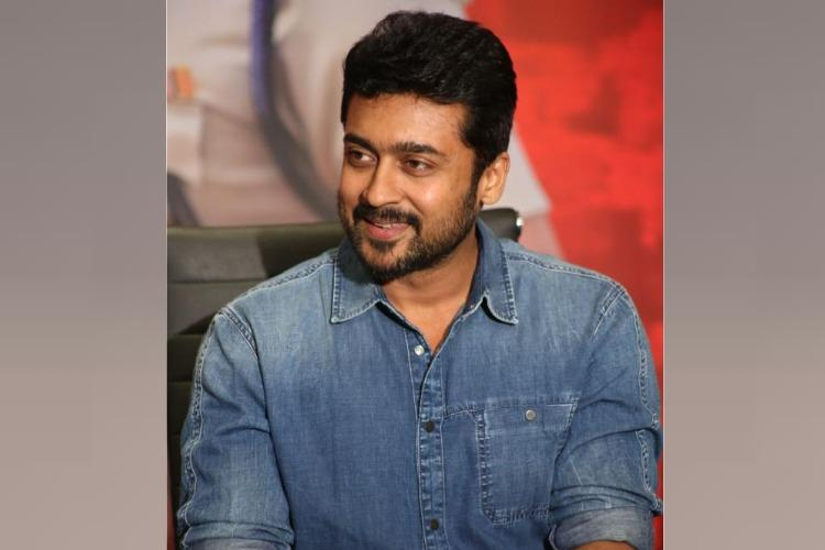 Sasikumar to direct a period film with Suriya in the lead