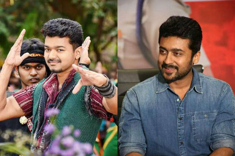 Vijay Vs Suriya for Deepavali 2018? Fans excited by box office clash