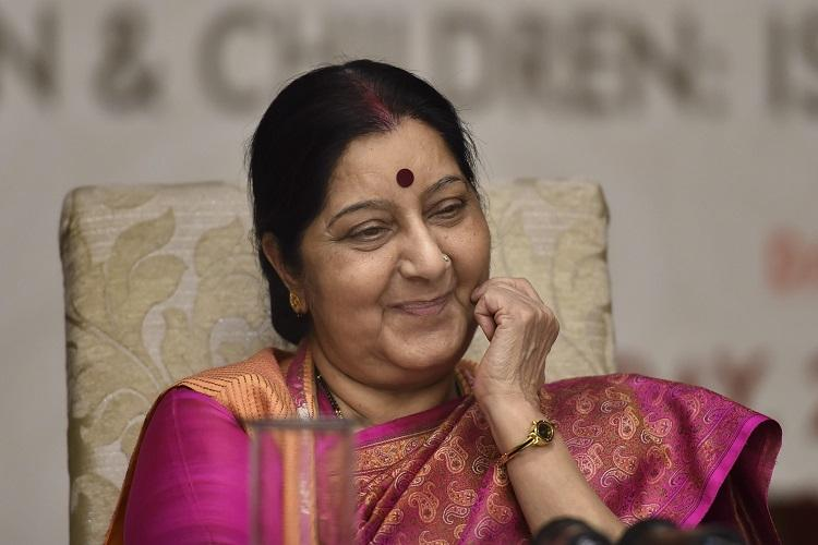 India doing everything to bring back Ktaka men stuck in Mozambique Sushma Swaraj