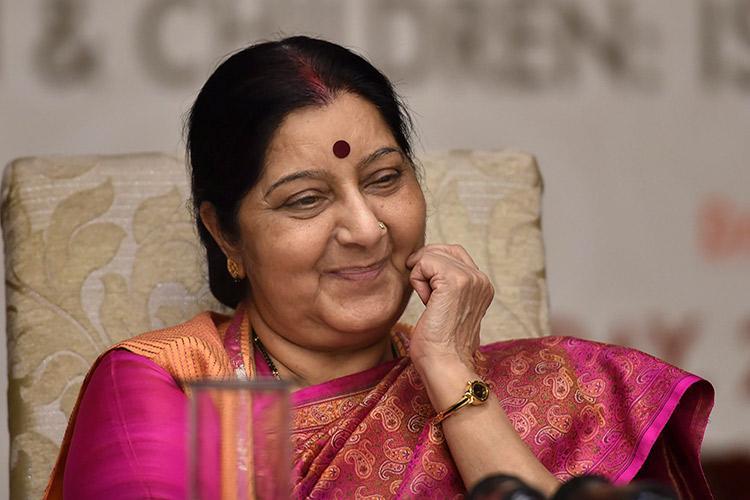 A tall leader diplomat par excellence World leaders mourn Sushma Swarajs demise